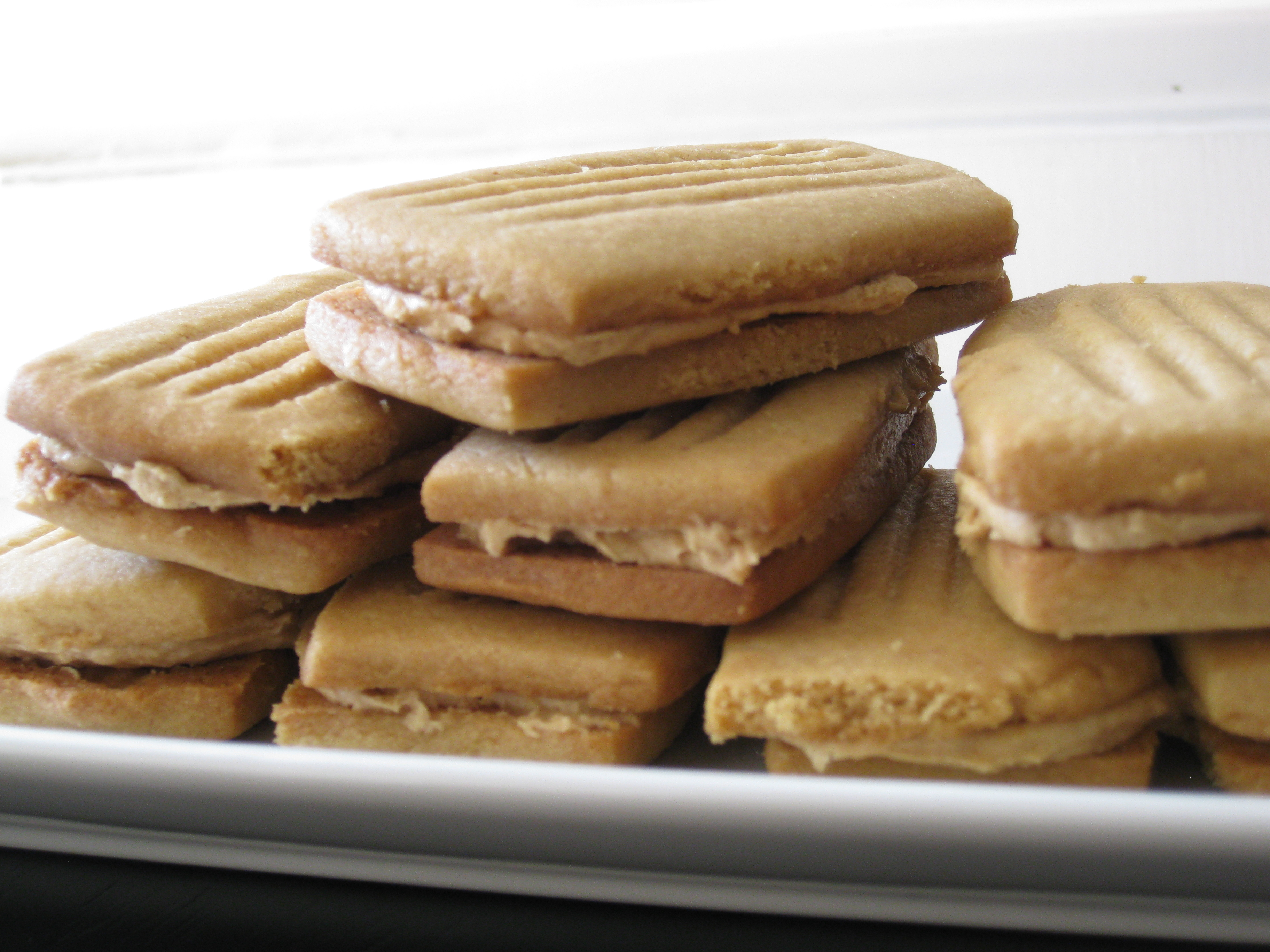 Peanut Butter Sandwich Cookies Recipes — Dishmaps